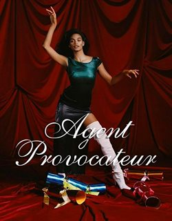 Agent Provocateur offers in the London catalogue
