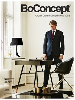 BoConcept offers in the London catalogue