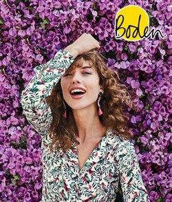 Boden offers in the London catalogue