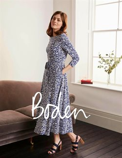 Boden catalogue ( More than a month )