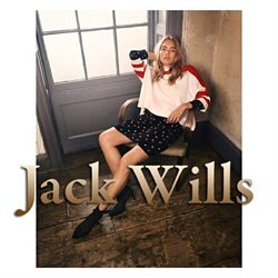 Jack Wills offers in the London catalogue
