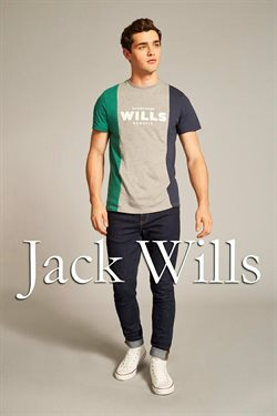 Jack Wills offers in the Manchester catalogue