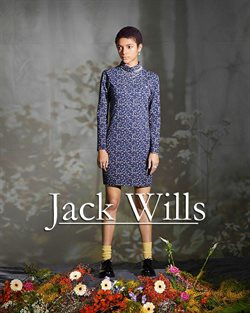 Jack Wills catalogue in Aldershot ( More than a month )