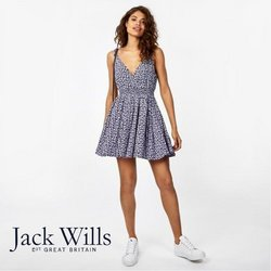 Jack Wills offers in the Jack Wills catalogue ( More than a month)
