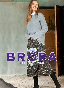 Brora catalogue ( More than a month )