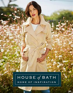 House of Bath offers in the London catalogue