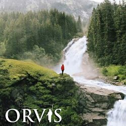 Orvis offers in the London catalogue