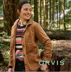 Orvis offers in the Orvis catalogue ( More than a month)