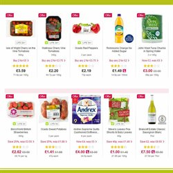 HP offers in the Ocado catalogue in London
