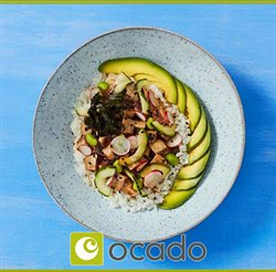 Supermarkets offers in the Ocado catalogue in Islington