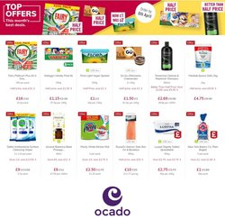 Supermarkets offers in the Ocado catalogue in Swansea ( 2 days left )