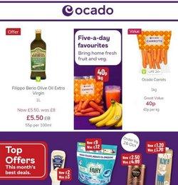 Ocado offers in the Ocado catalogue ( 11 days left)