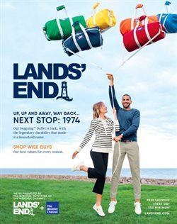 Land's End offers in the Nottingham catalogue