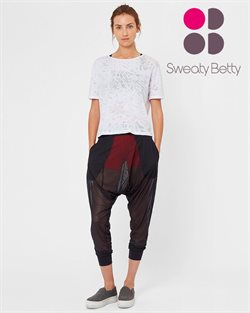 Sweaty Betty offers in the London catalogue