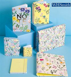 Books & stationery offers in the WHSmith catalogue in Manchester