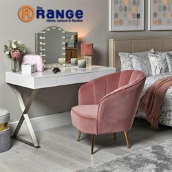 The Range offers in the Sheffield catalogue