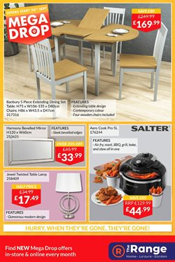 The Range offers in the Watford catalogue