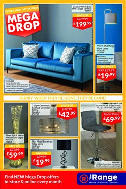 Garden & DIY offers in the The Range catalogue in London