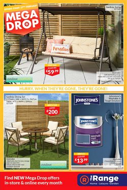 Garden & DIY offers in the The Range catalogue in London ( Expires tomorrow )