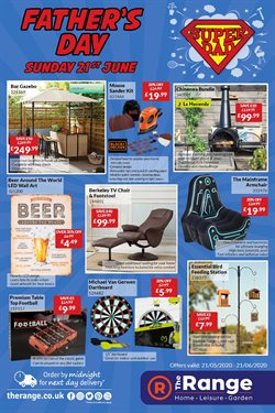 Garden & DIY offers in the The Range catalogue in Sheffield ( 1 day ago )