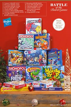 Offers of Games in The Range