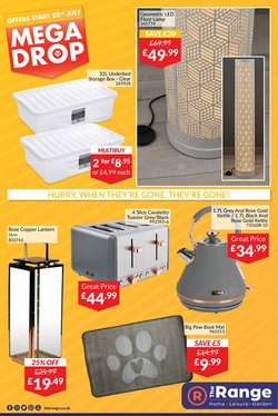 Garden & DIY offers in the The Range catalogue ( 15 days left)