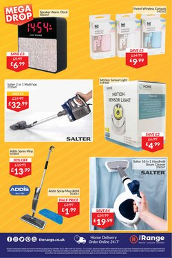 Garden & DIY offers in the The Range catalogue ( More than a month)