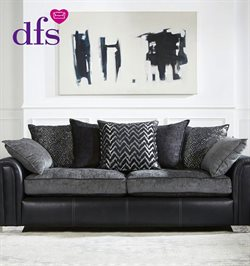DFS offers in the Cannock catalogue