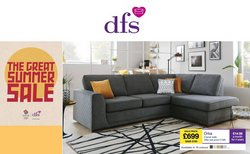 Home & Furniture offers in the DFS catalogue ( 7 days left)