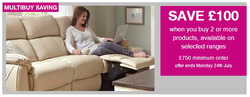 DFS offers in the New Malden catalogue