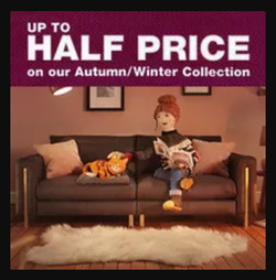 DFS offers in the London catalogue