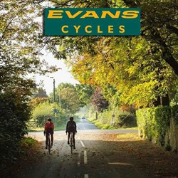 Sport offers in the Evans Cycles catalogue in Runcorn