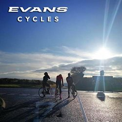 Evans Cycles offers in the London catalogue