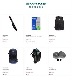 Evans Cycles catalogue ( 17 days left )