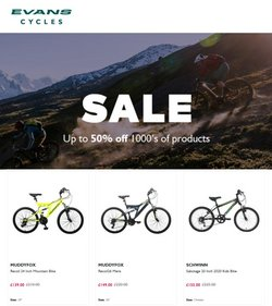 Evans Cycles catalogue ( 7 days left )
