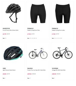 Offers of Cycling shorts in Evans Cycles