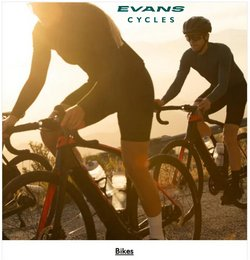 Evans Cycles offers in the Evans Cycles catalogue ( 12 days left)