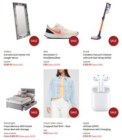 Calvin Klein offers in the Littlewoods catalogue ( 11 days left)