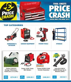 Machine Mart offers in the London catalogue