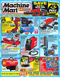 Machine Mart catalogue in Luton ( Expired )
