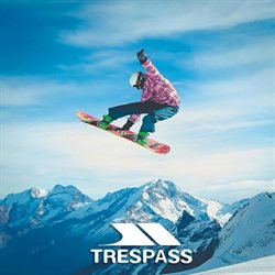 Sport offers in the Trespass catalogue in Hackney