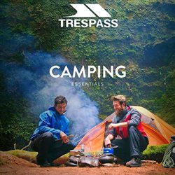 Trespass offers in the Glasgow catalogue