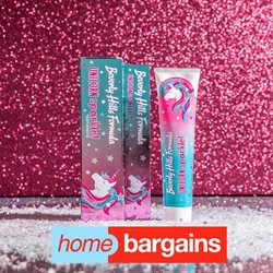 Home Bargains catalogue ( Expired )