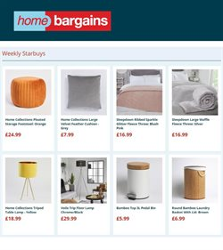 Home Bargains catalogue in London ( 3 days left )