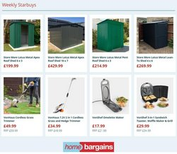 Home Bargains catalogue in Leeds ( 2 days left )