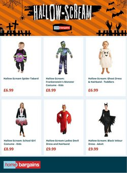 Home Bargains offers in the Home Bargains catalogue ( 7 days left)
