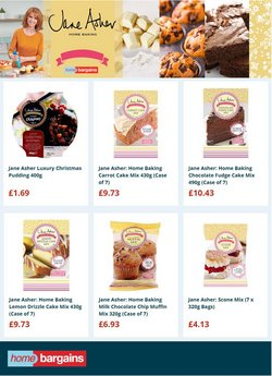 Home Bargains offers in the Home Bargains catalogue ( 6 days left)
