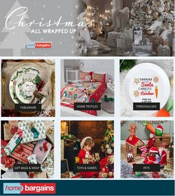 Home Bargains offers in the Home Bargains catalogue ( 27 days left)