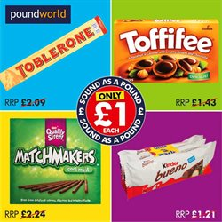 Poundworld offers in the London catalogue