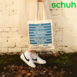 Sales offers in the Schuh catalogue ( 26 days left)